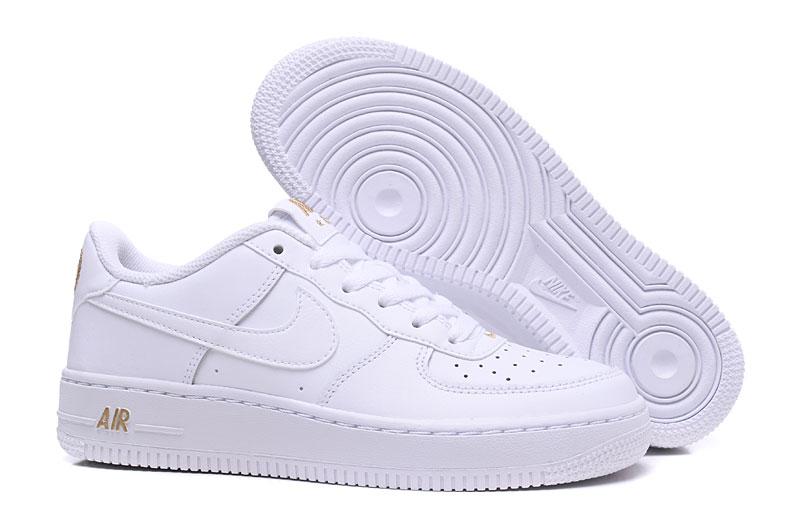 Nike Scarpe sneakers AIR FORCE 1 Platinum