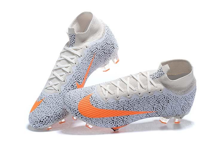 Nike Superfly 7 Elite SE Orange Black White