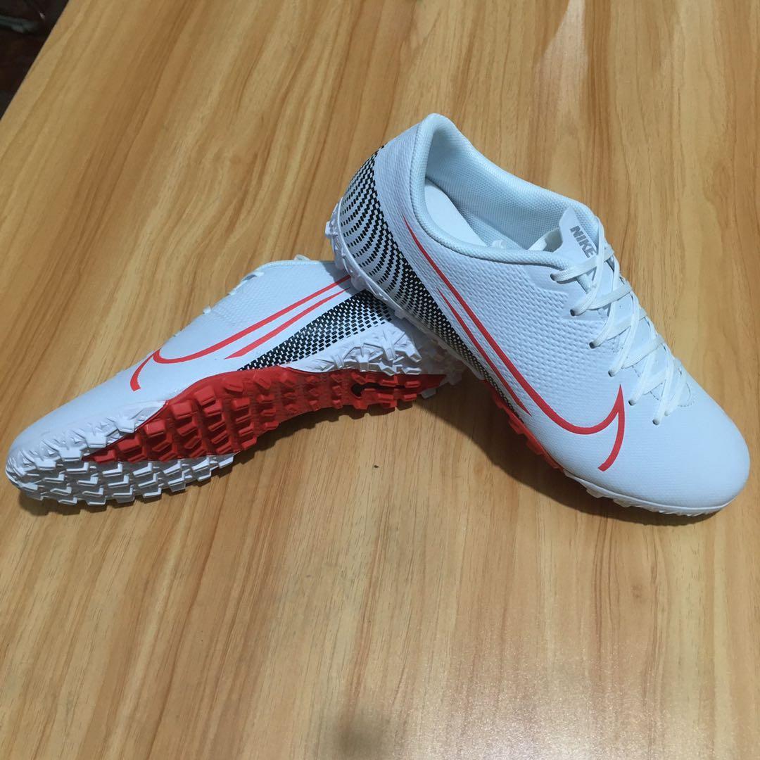 Nike Mercurial Vapor 13 Academy TF white red