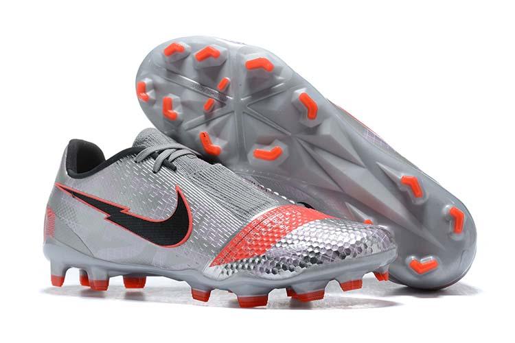 Nike Phantom VNM Elite FG gray red Right