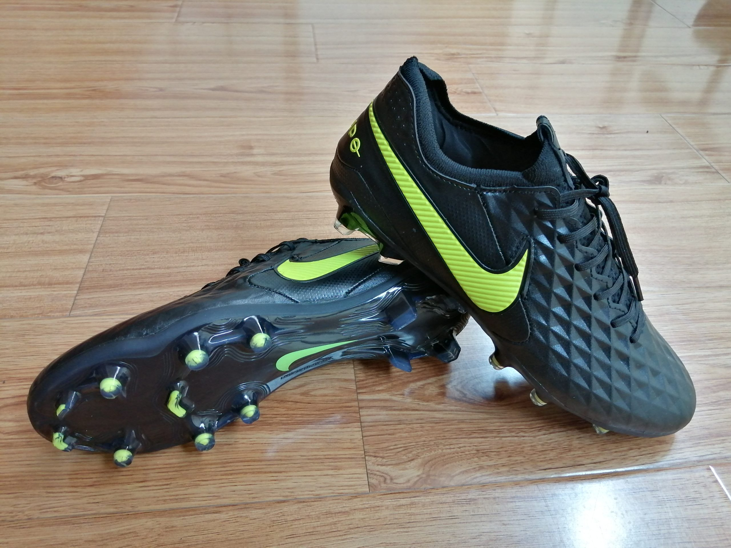 Nike Tiempo Legend VIII FG black