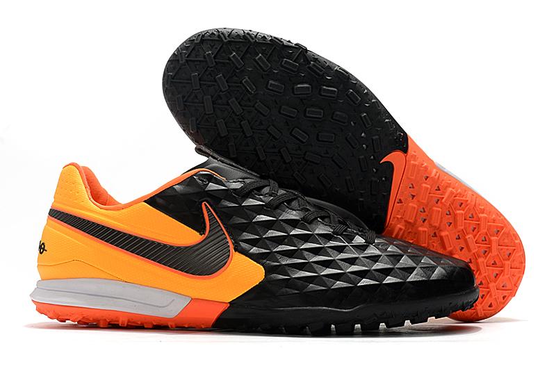 Nike Tiempo Legend VIII Pro TF black yellow