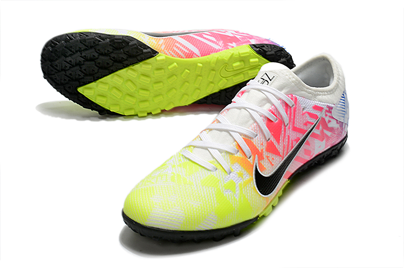 Nike Vapor 13 Pro TF yellow red black Sole