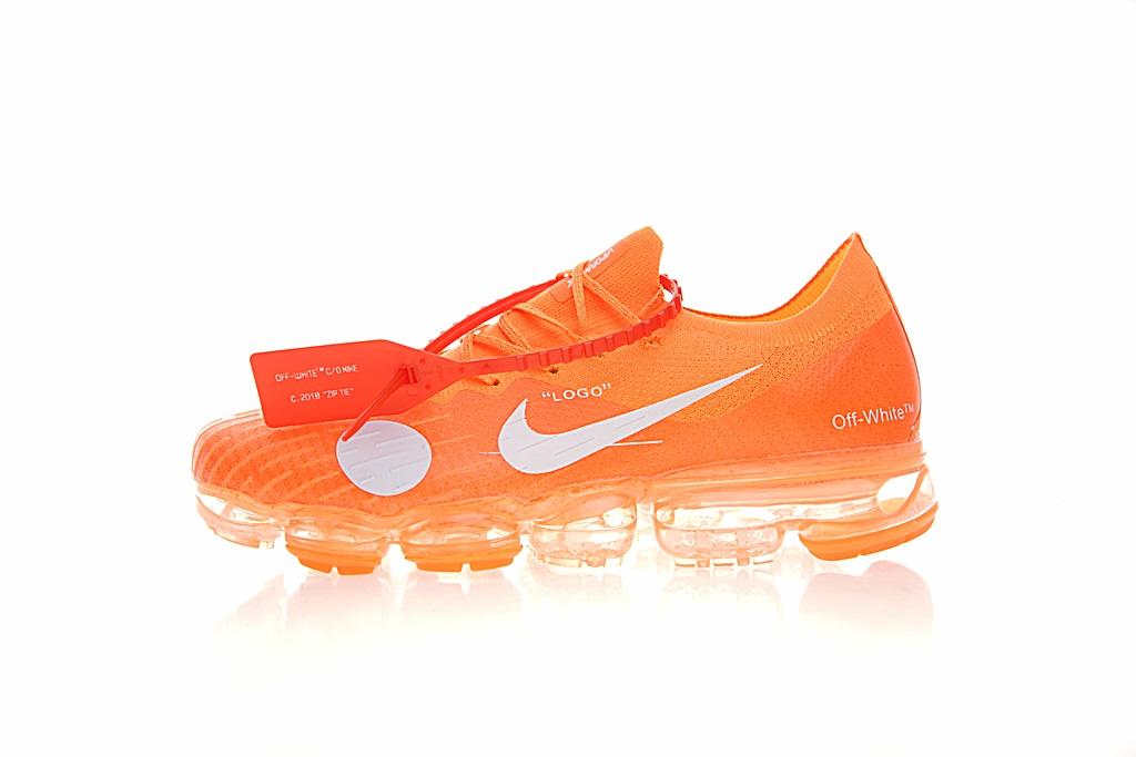 Off white x Nike Air VaporMax OrangeSale