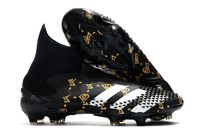 adidas Predator Mutator 20+ -FG size-black and white Sell