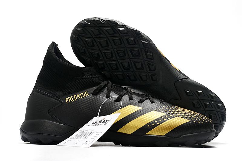 Adidas Falcon 20.3 FG black yellow Sell