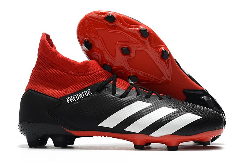 Adidas Falcon 20.3 FG red black Shop