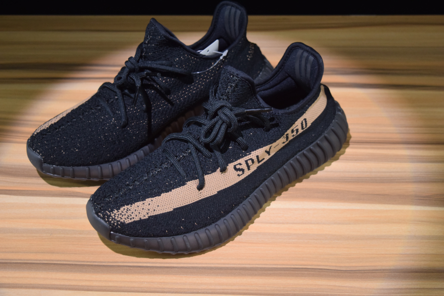 Adidas Yeezy Boost 350 V2 Black Copper_9