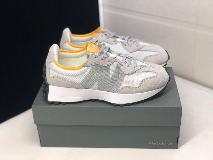 New Balance 327 MS327LAA gray white
