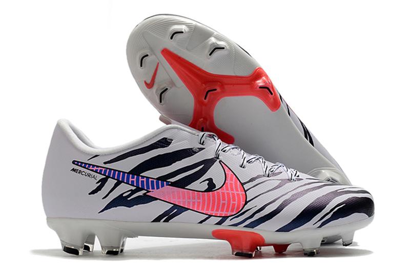 Nike Mercurial Vapor XIII FG Black White Pink Right