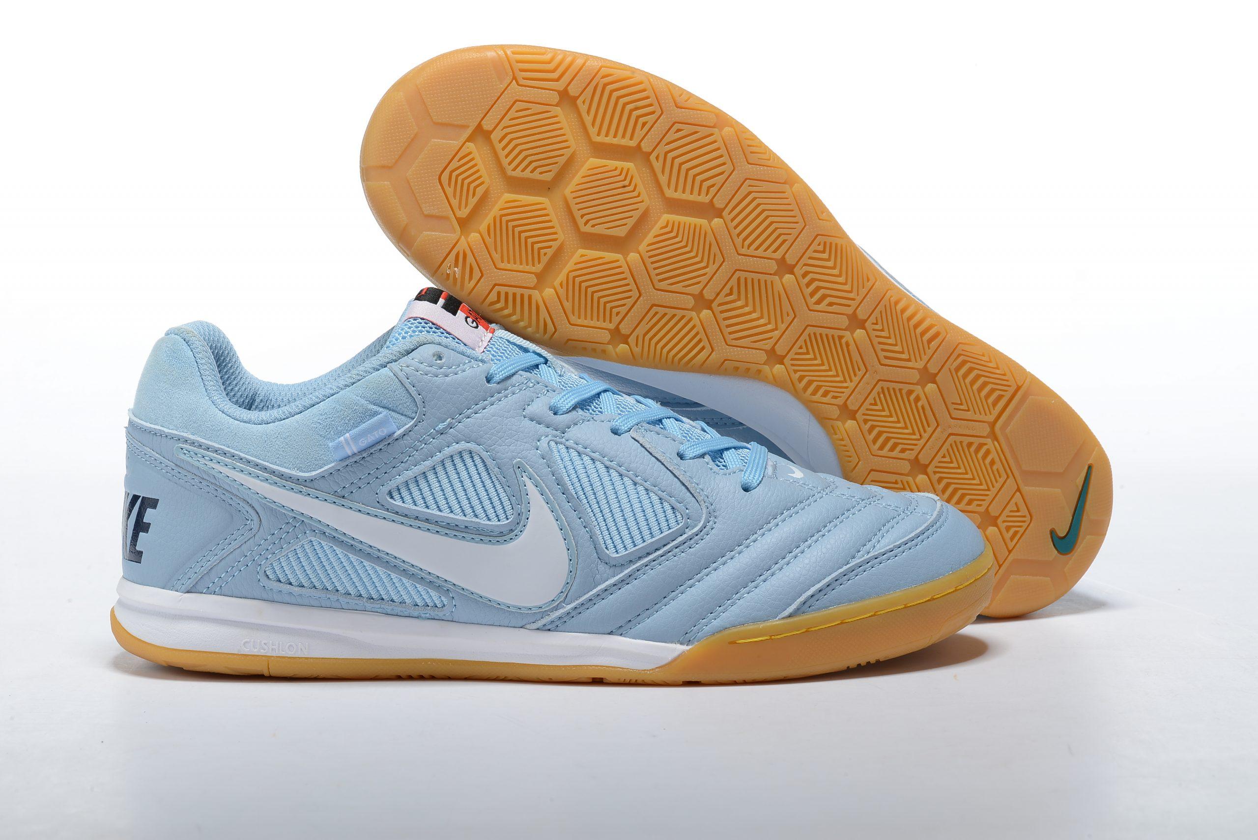 Nike SB Gato Supreme Light Armory-Light Blue Right