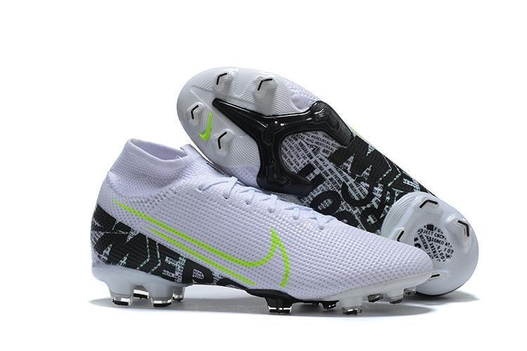 Nike Superfly 7 Elite SE FG White Black Sell