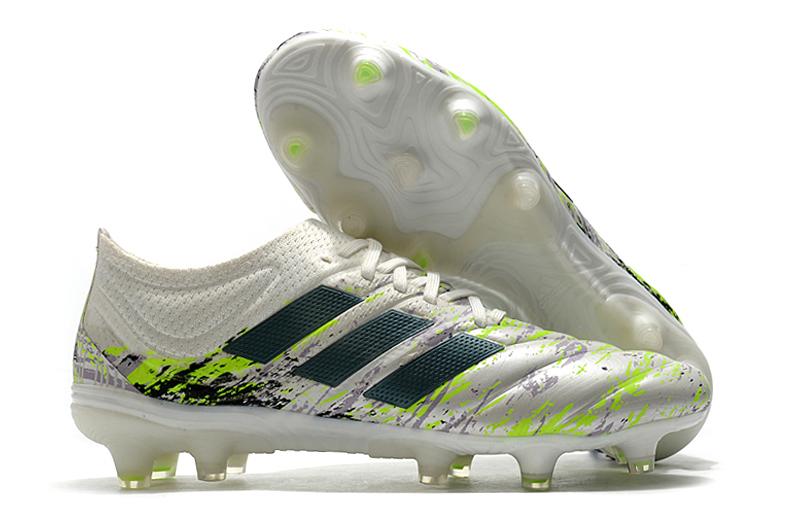 adidas Copa 20.1 FG gray green side