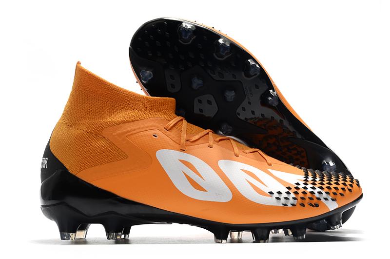 adidas PREDATOR MUTATOR 20.1 AG Orange White Right