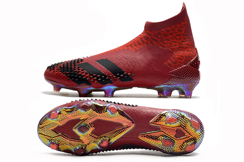 adidas Predator Mutator 20+ FG size dark red Sole