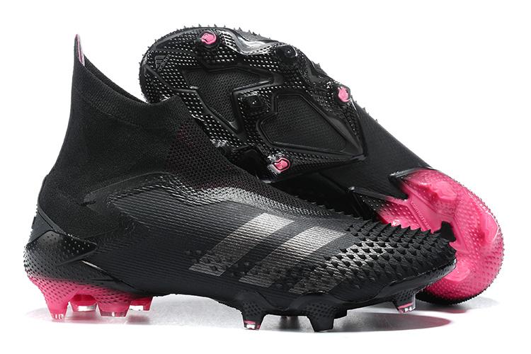 adidas Predator Mutator 20+ black thorny rose side