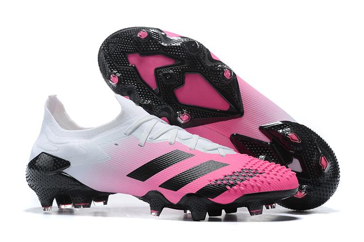 adidas Predator Mutator 20.1 Low FG Pink Outside