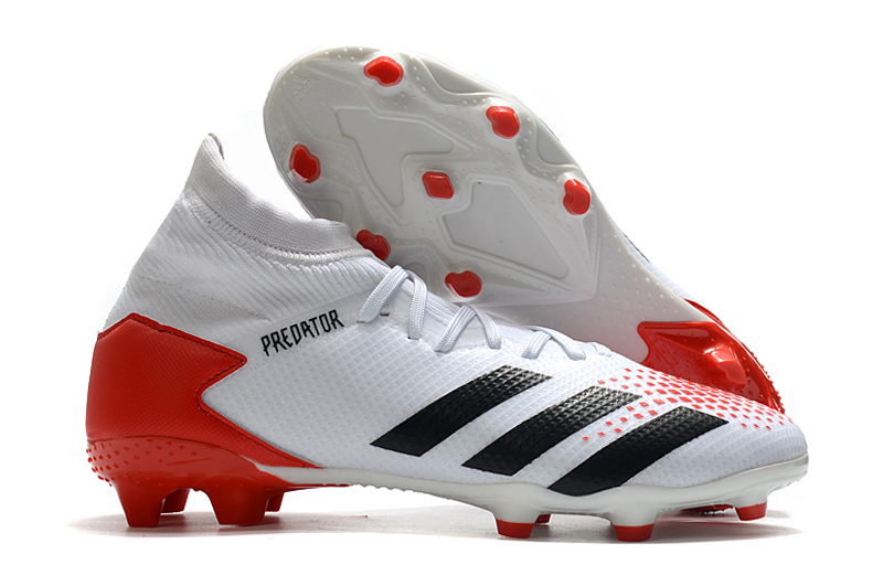 adidas Predator Mutator 20.3 FG size red white Shop