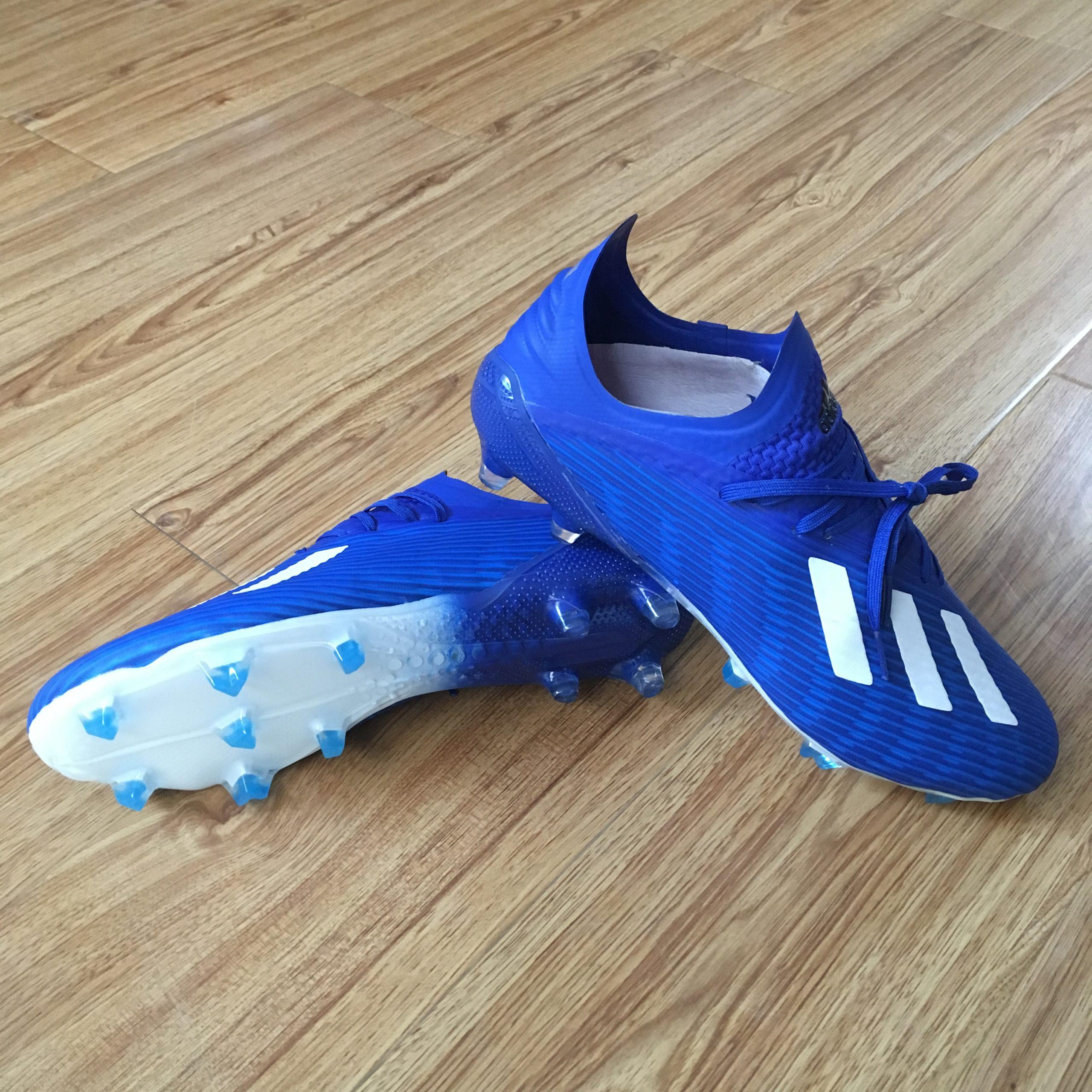 adidas X 19.1 FG blue