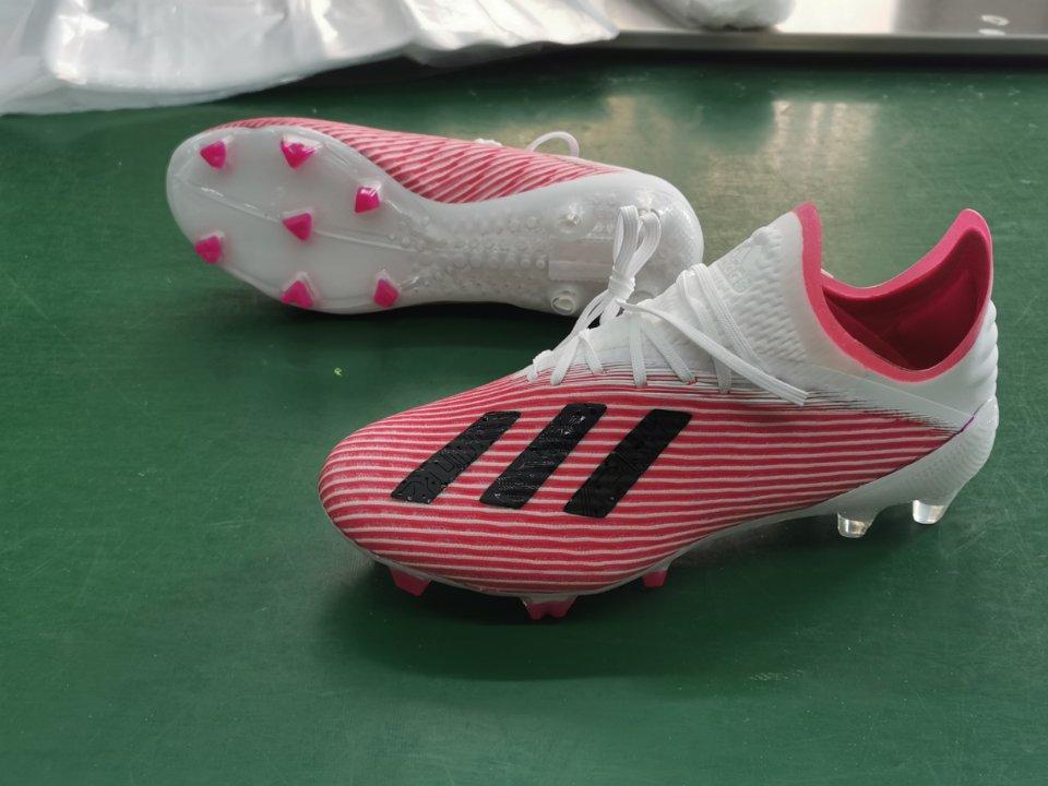 adidas X 19.1 FG pink white