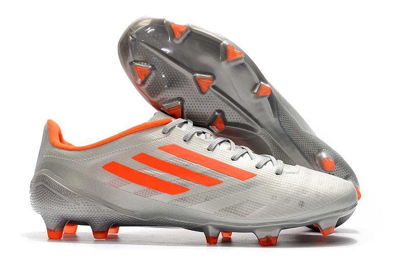 adidas X99 19.1 FG Gray Orange Outside