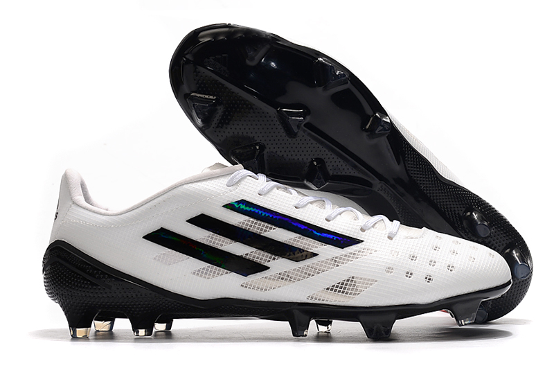 adidas X99 19.1 FG black white Outside
