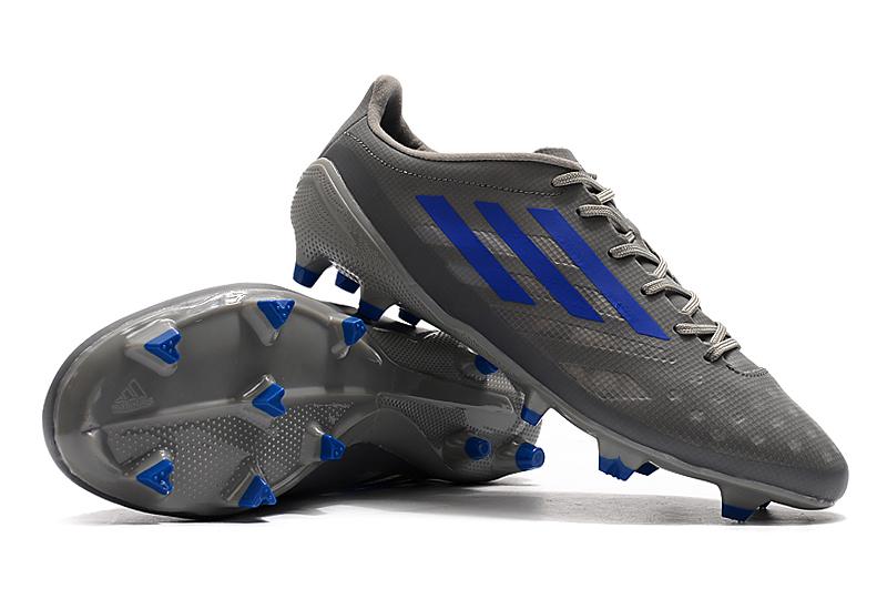 adidas X99 19.1 FG gray blue Right