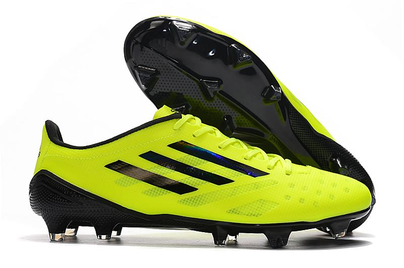 adidas X99 19.1 FG yellow black Outside