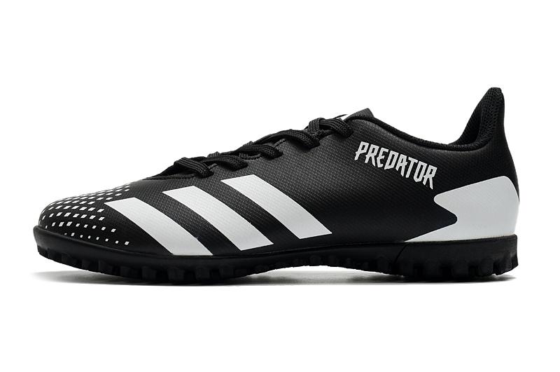 adidas Predator 20.4 TF black white