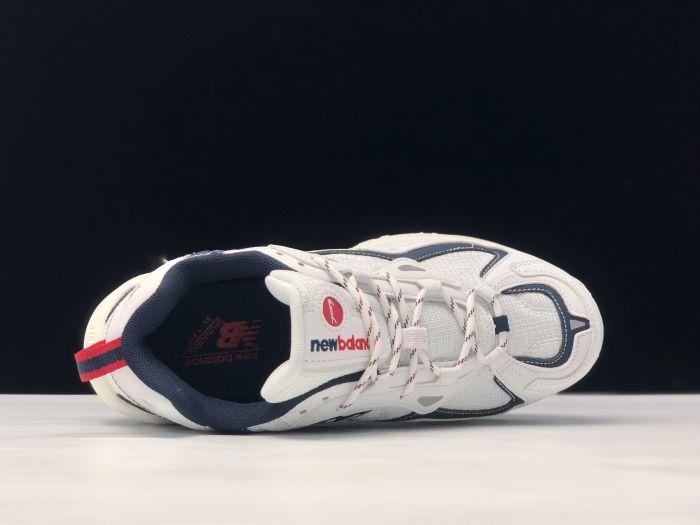 New Balance ML703CLC-white navy blue bottom