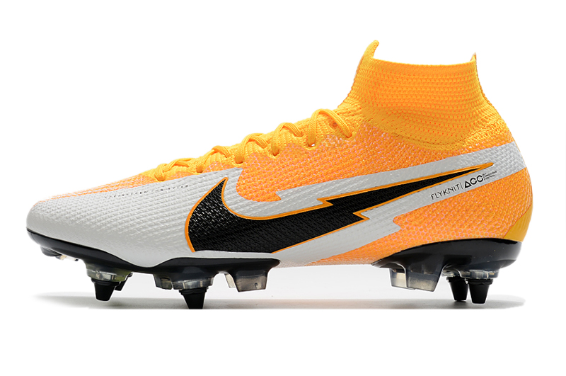 Nike Mercurial Superfly 7 Elite SG-PRO AC Yellow White Shop