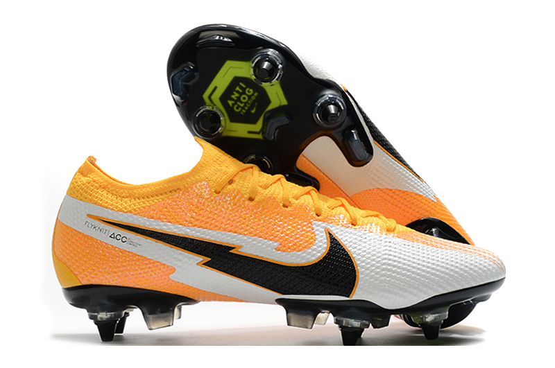 Nike Mercurial Vapor 13 Elite SG-PRO AC Yellow White Sell