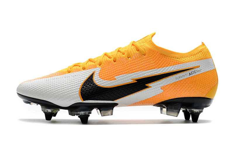 Nike Mercurial Vapor 13 Elite SG-PRO AC Yellow White Shop
