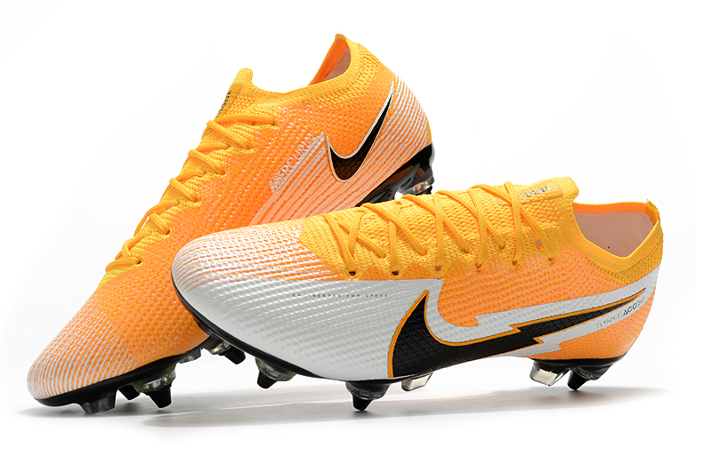 Nike Mercurial Vapor 13 Elite SG-PRO AC Yellow White