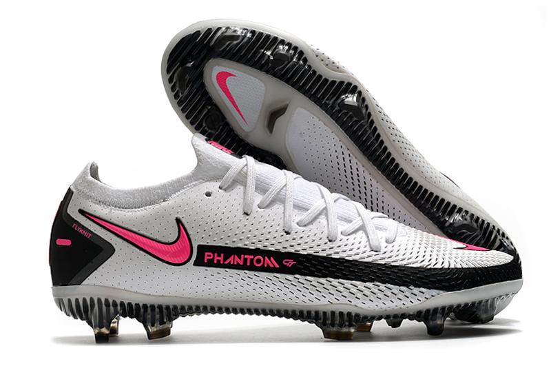 Nike Phantom GT Elite FG black and white right