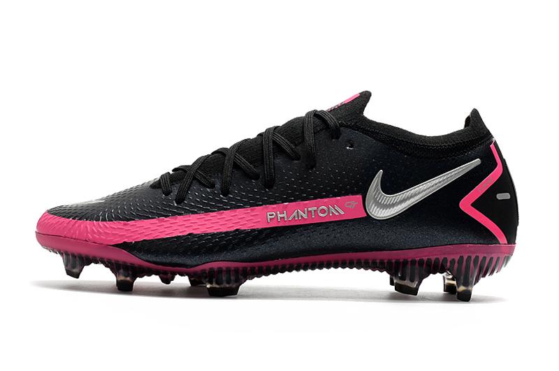 Nike Phantom GT Elite FG pink black Outside