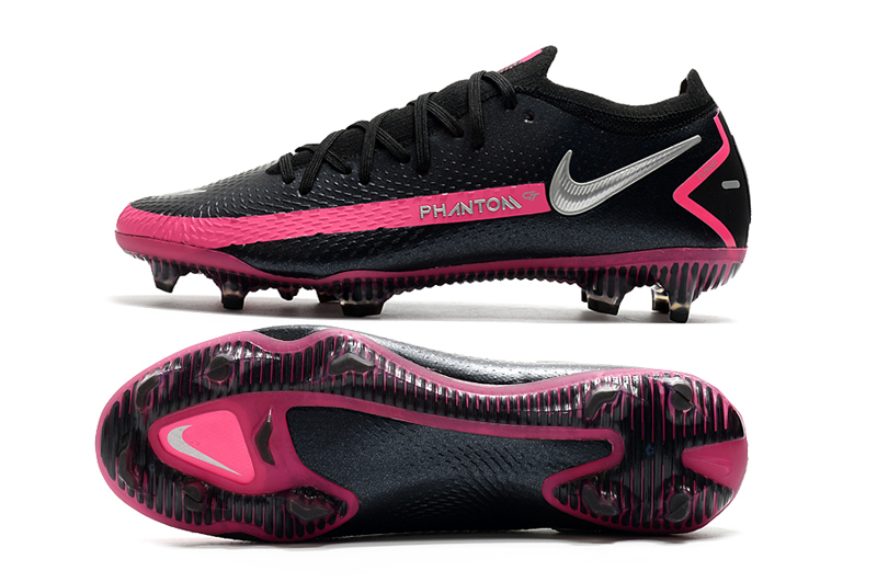 Nike Phantom GT Elite FG pink black Sole
