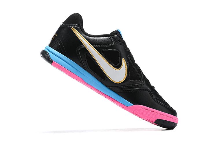 Supreme x Nike SB Gato-Black Blue Pink Inside