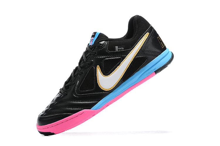 Supreme x Nike SB Gato-Black Blue Pink Left sid