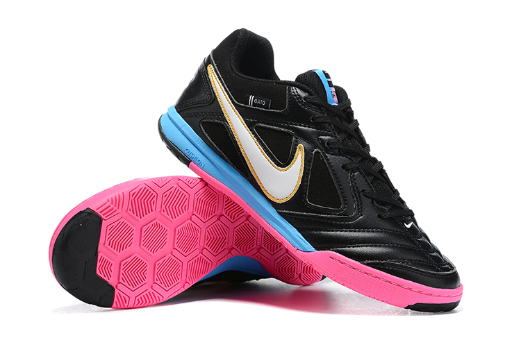Supreme x Nike SB Gato-Black Blue Pink Right