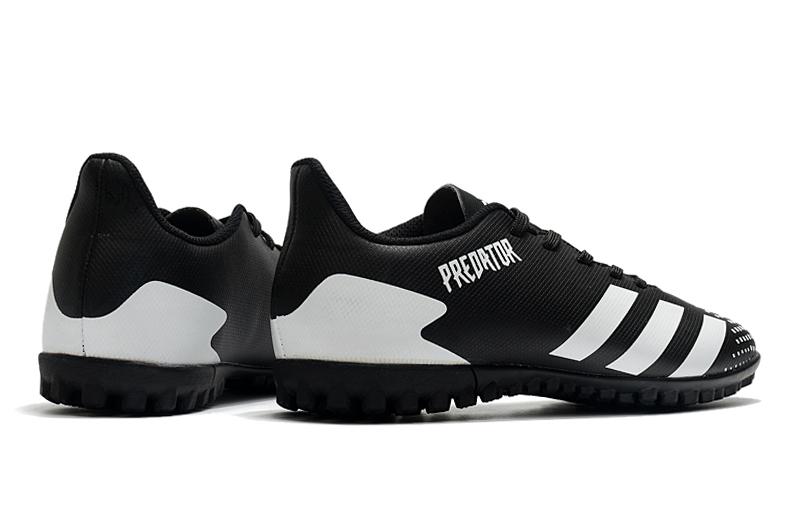 adidas Predator 20.4 TF black white Outside