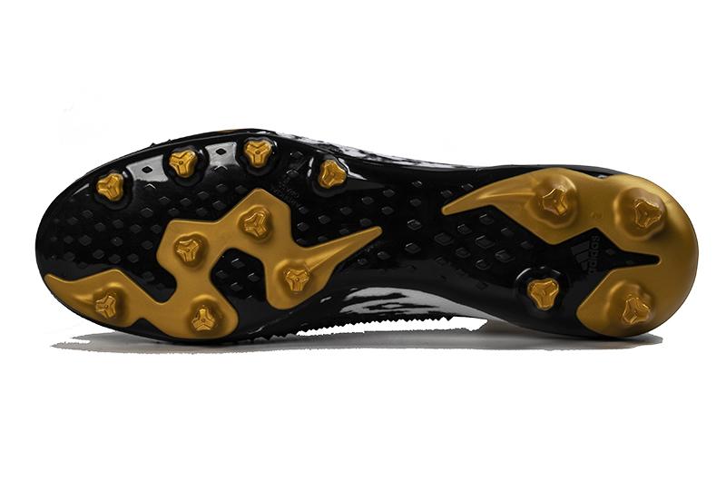 adidas Predator Mutator 20 + AG Metal Yellow Black White Sole