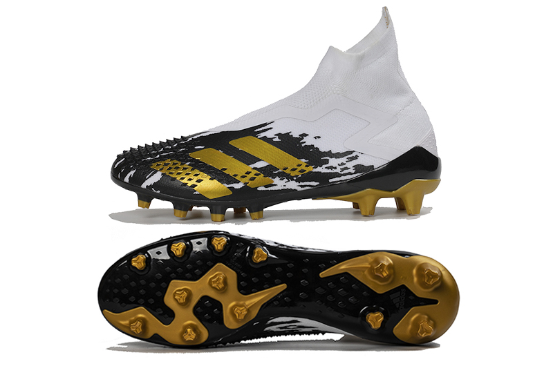 adidas Predator Mutator 20 + AG Metal Yellow Black White