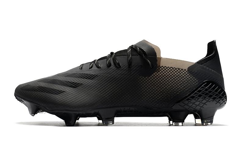 adidas X Ghosted .1 FG X20.1 black Left sid