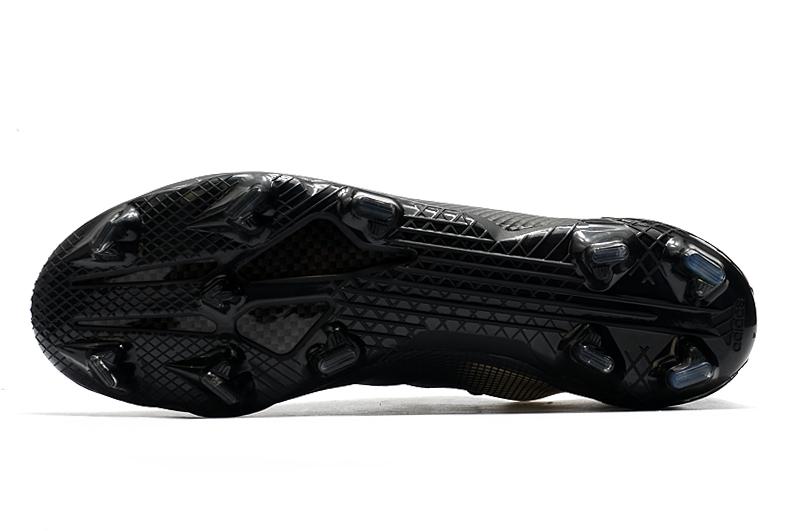 adidas X Ghosted .1 FG X20.1 black bottom