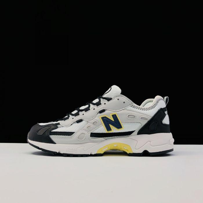 New Balance ML827HB running shoes black gray white