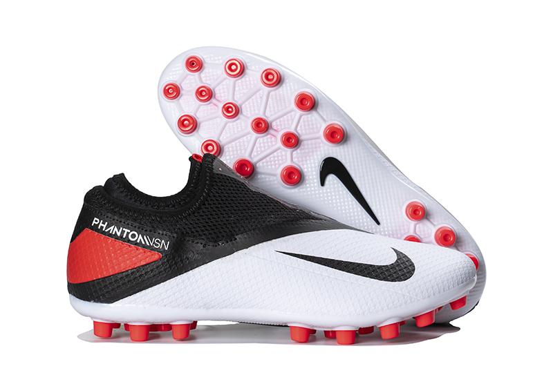 Nike Dark Shadow 2 mid-range high-top AG white black red right