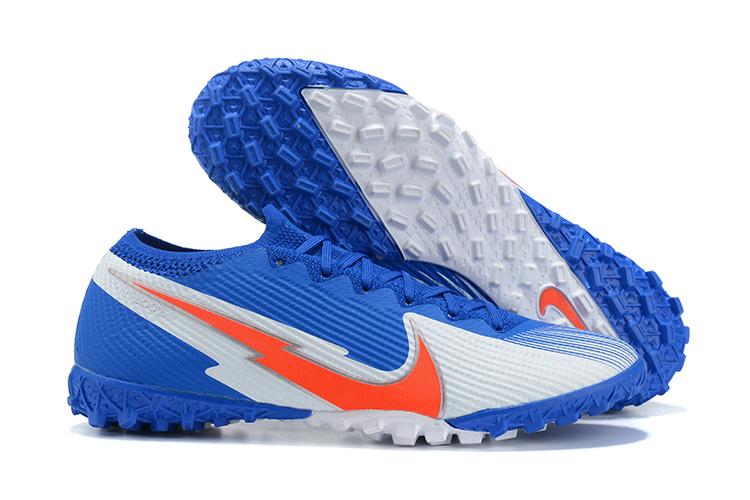 Nike Mercurial Vapor VII 7 Elite TF Blue White Red Sell