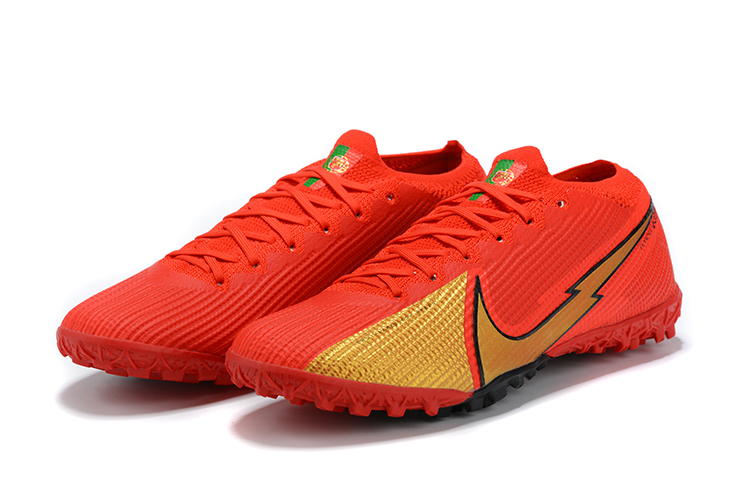 A bordo dolor calendario  Nike Mercurial Vapor VII 7 Elite TF Red Yellowfor sale