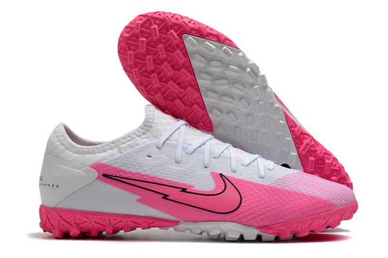 Nike Vapor 13 Pro TF Pink White Outside